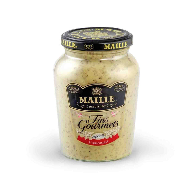 Maille Fins Gourmets Mustard 340g