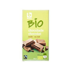 Boni  Bio Milk Chocolate 100g