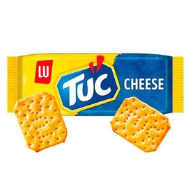 LU TUC Cheese Biscuits 100g