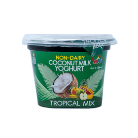Bio Coconut Milk Tropical Mix Yoghurt 200ml