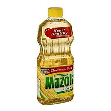 100% Pure Mazola Corn Oil 1.18L