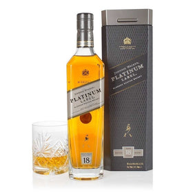 Johnnie Walker Platinum Label Blended Scotch Whisky  40% - 750ml