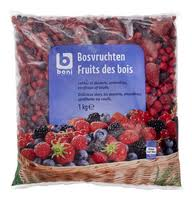 Boni Mixed berries Frozen- 1Kg
