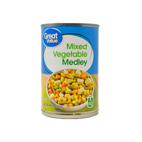 Great Value Mixed Vegg 411g