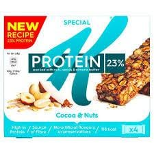 Special K Protein 23% 4x28g