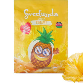 Sweetunda Dried Pineapple 100g