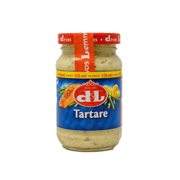 D&L Tartare Sauce 125ml