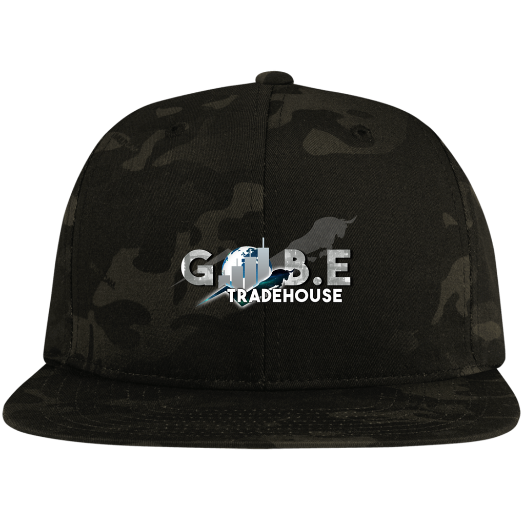 Gobe High-Profile Snapback Hat