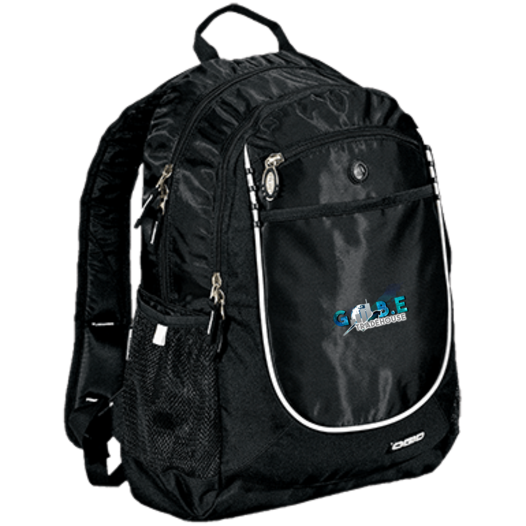 Black Rugged Bookbag