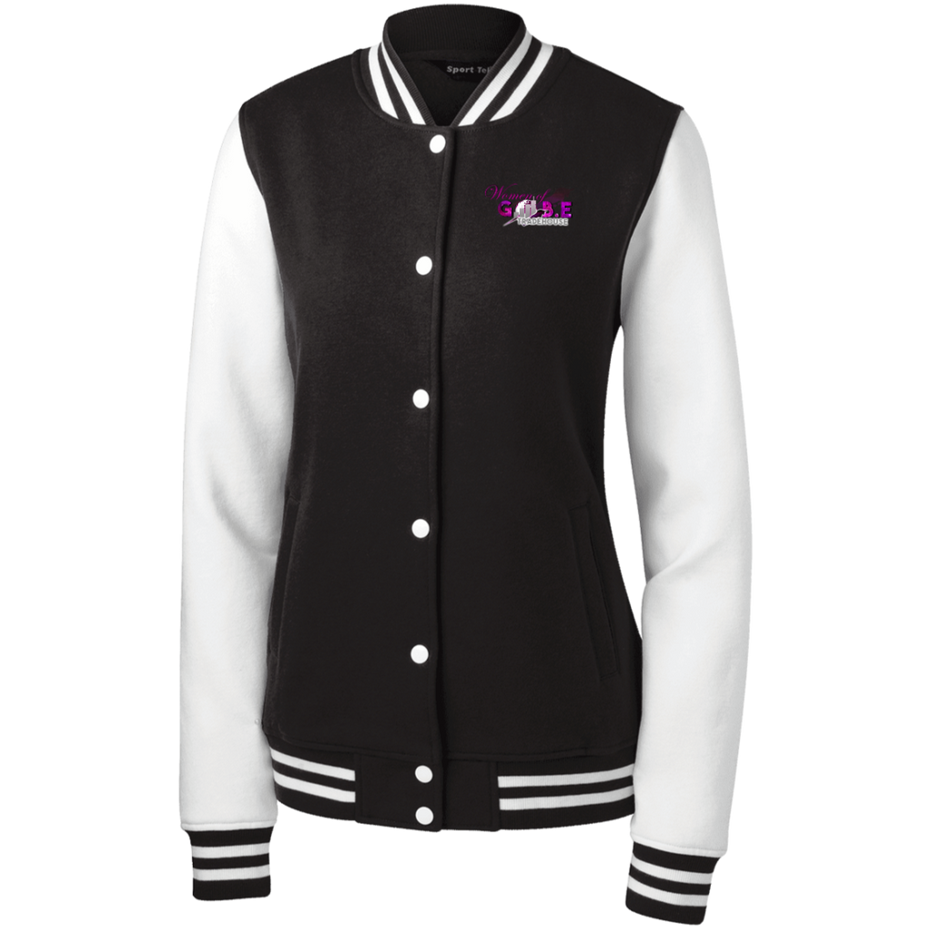 Women of Gobe Letterman Jacket