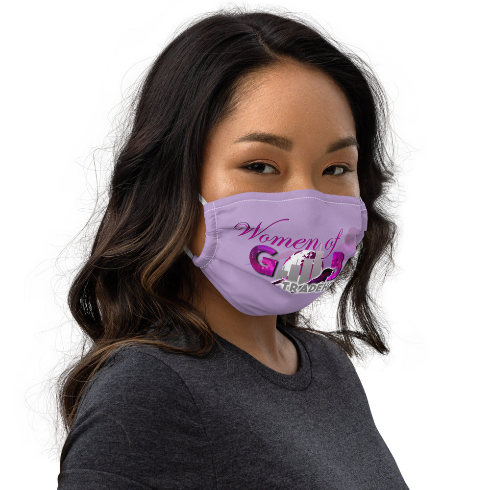 Premium Women of Gobe face mask