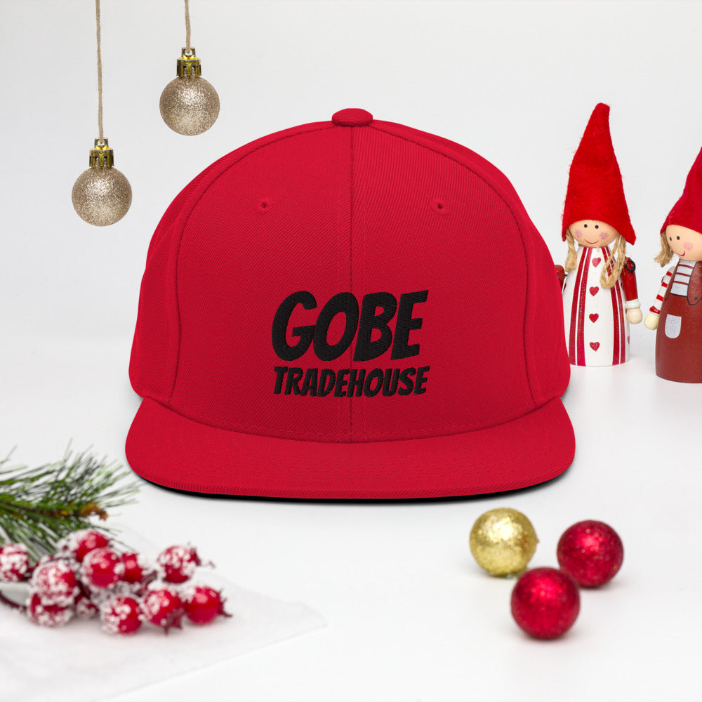 Gobe Snapback Chritmas adition