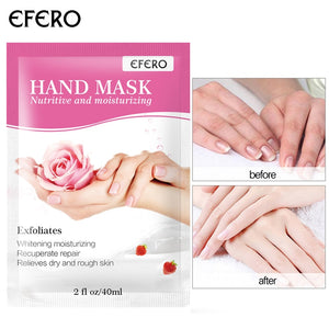 Exfoliating Hand Care Gloves