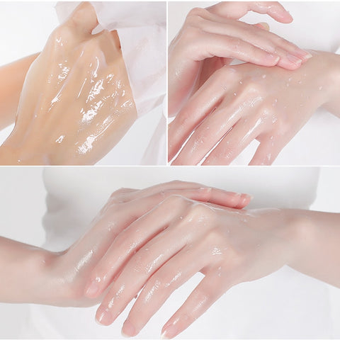 Exfoliating and Whitening Spa Gloves
