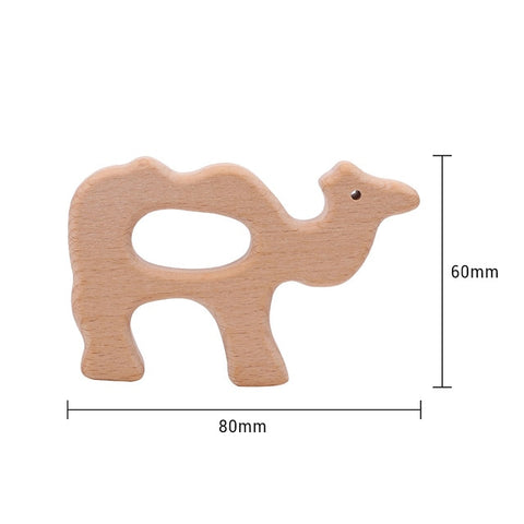 Baby Natural Wood Teething Toy