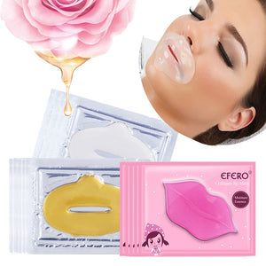 Collagen Hydrating Lip Mask Pads