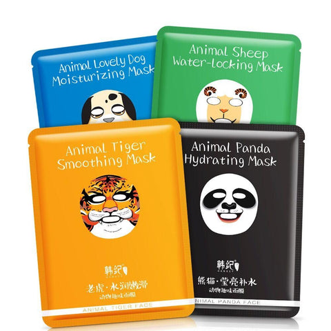 Animal Moisturizing Anti-Acne Face Mask