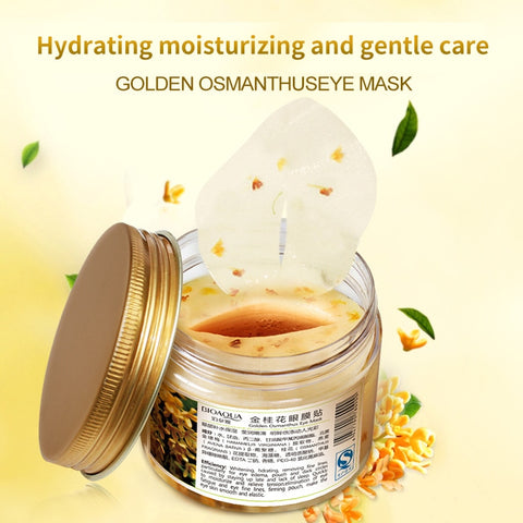 Image of Collagen Gel Dark Circles Remover Eye Patches