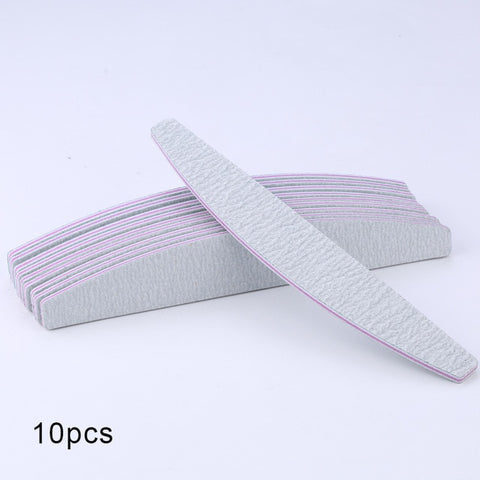 Double Sided Sandpaper Nail File