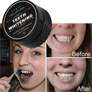 One Minute WhiteTeeth Powder™