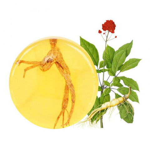 Image of Ginseng Revitalizing Whitening Skin Soap