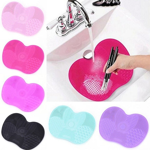 Image of Make-Up Brush Cleaning Mat