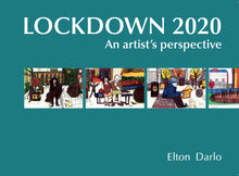 Load image into Gallery viewer, Lockdown 2020 Paperback