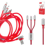 Hoco Capsule Data & Charger Cable U17 150cm
