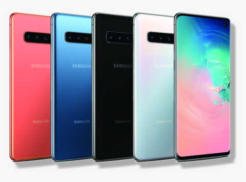 Samsung S10 New Sim Free One Year Warranty
