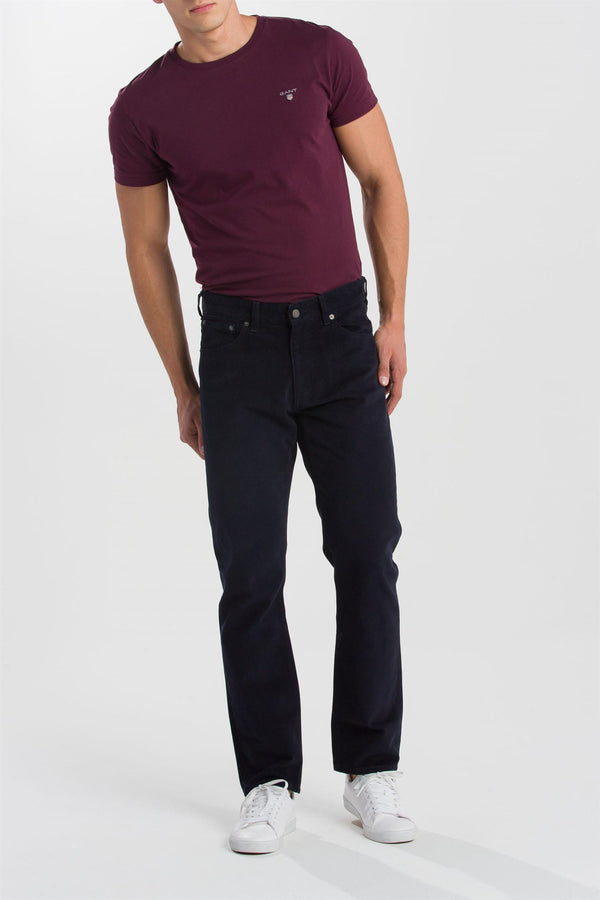 Regulare soft twill jeans