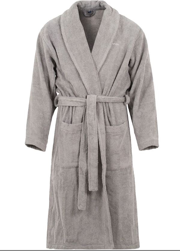 ORGANIC TERRY BATHROBE