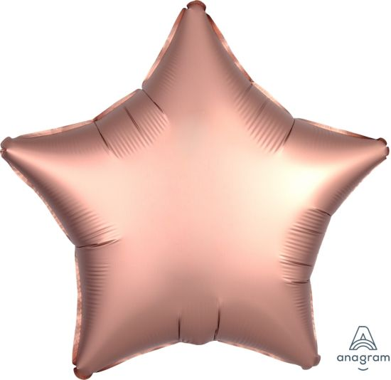 Luxe Rose Copper Star