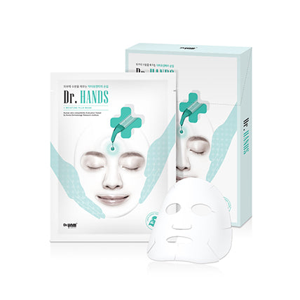 ドクターハンドマスクパック Dr.HANDS Mask Sheets - ME ON. BY GANGNAM DOLL