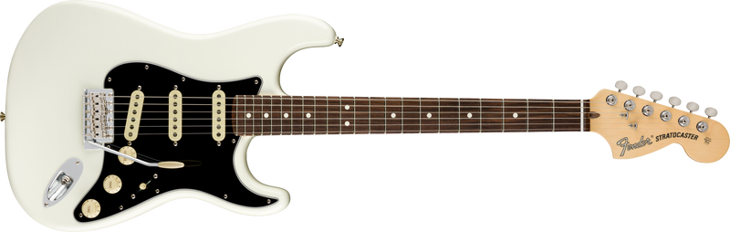 GUITARRA ELEC FENDER AM PERF ST WHT 0114910380