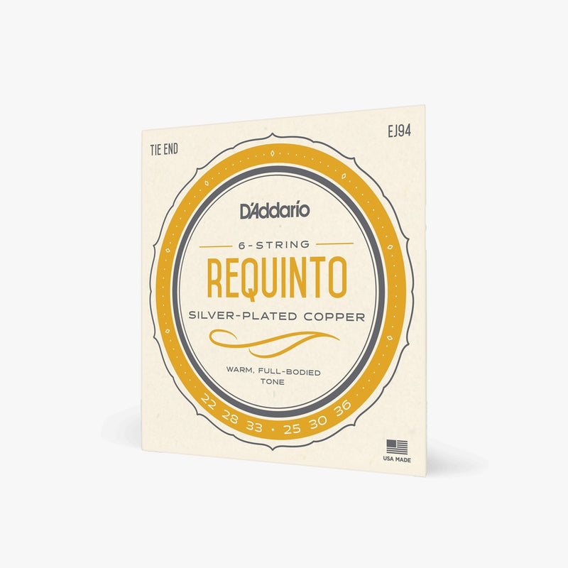 ENCORDADO D ADDARIO REQUINTO J94/EJ94  22-36