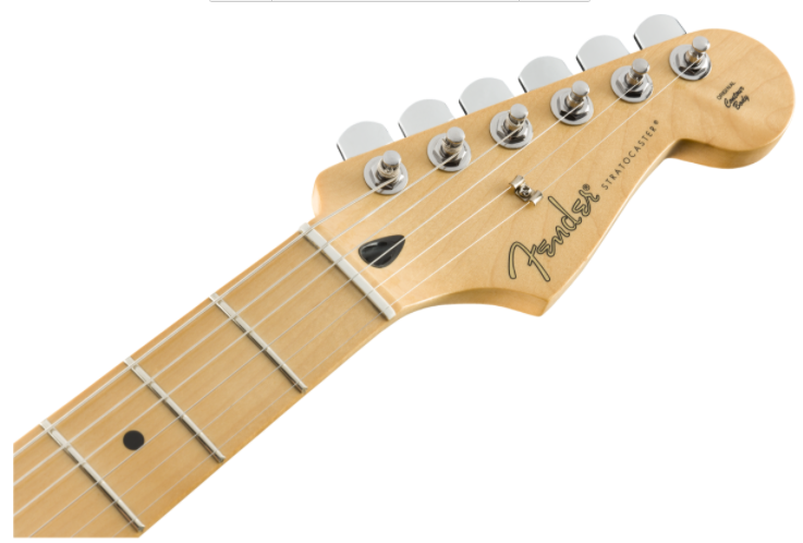 GUITARRA ELEC FENDER PLAYER STRAT MN PW 0144502515