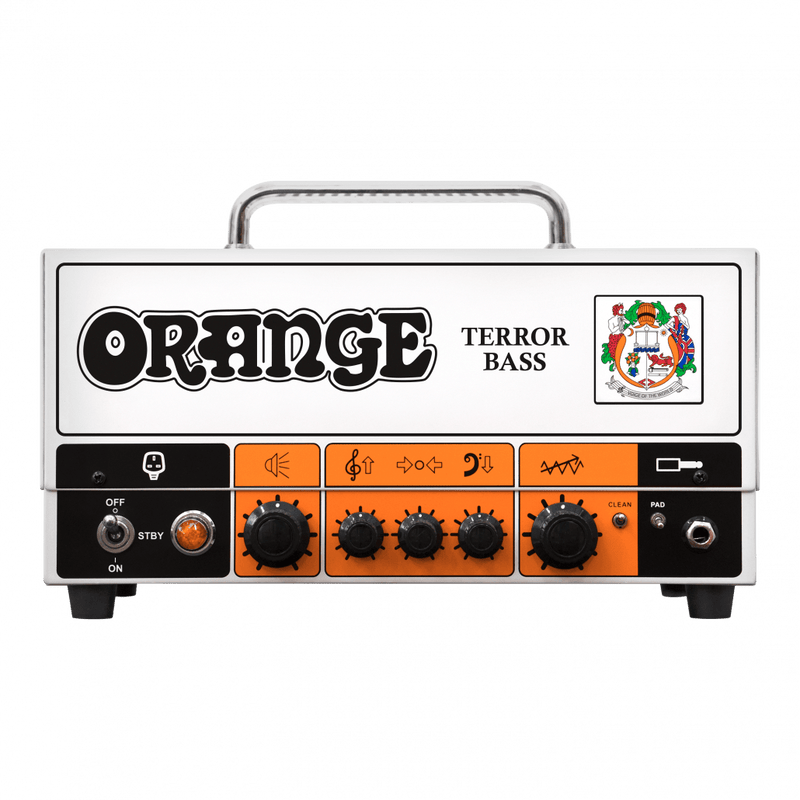 AMPLIFICADOR ORANGE DE BAJO D-TERROR-BASS CABEZAL