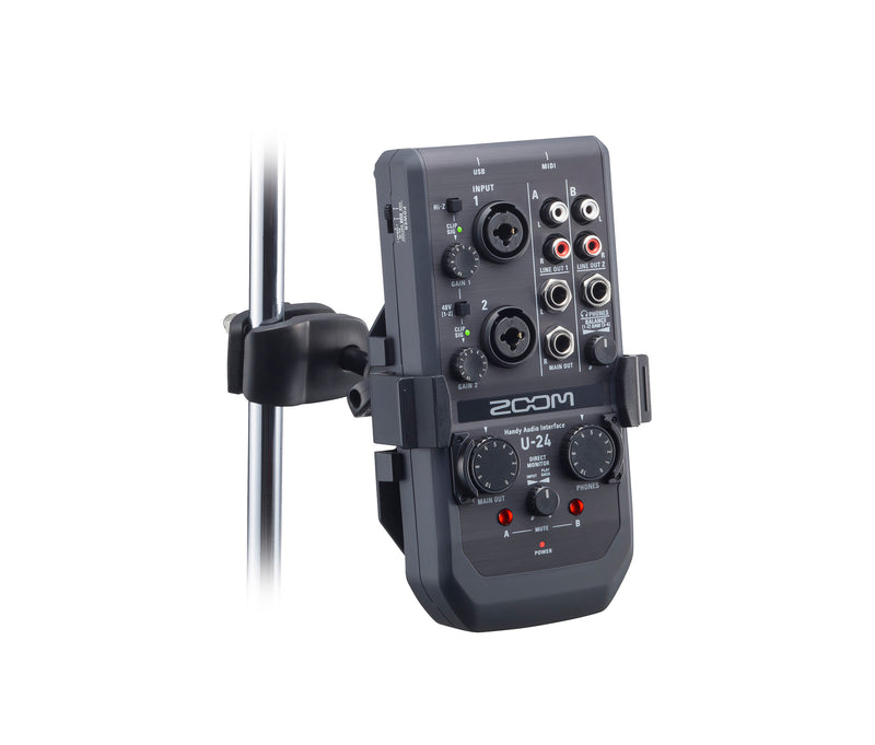 EXTENSION ZOOM AIH-1 INTERFACE