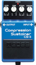 PEDAL BOSS GUIT ELEC CS-3 COMPRESSION SUSTAINER
