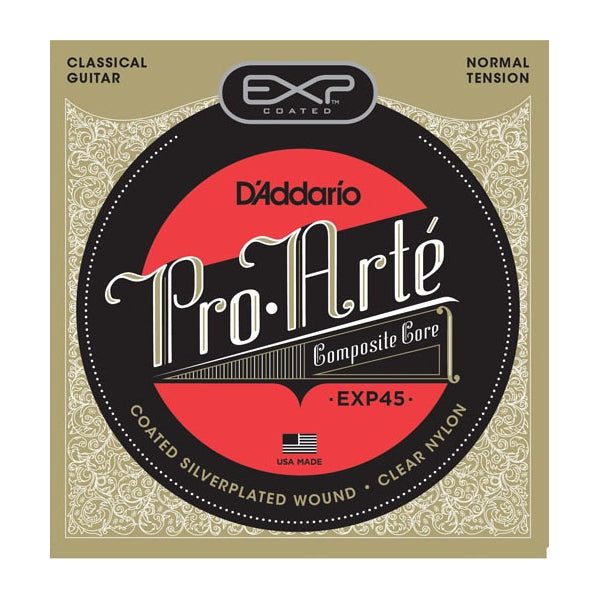 ENCORDADO D ADDARIO GUIT ACUST EXP45 NORMAL TENSIO