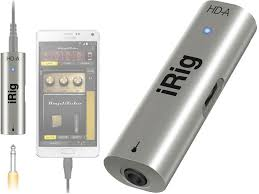 INTERFACE IK IRIG HD-A GUITARRA