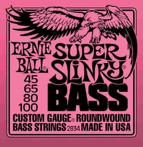 Encordado Ernie Ball Bajo 2834 45 100