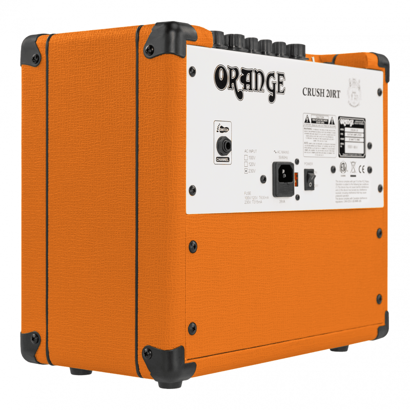 AMPLIFICADOR ORANGE DE GUIT ELEC D-CRUSH-20RT