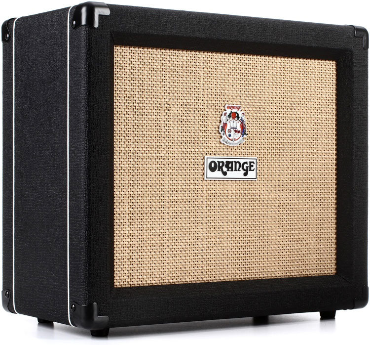 AMPLIFICADOR ORANGE DE GUIT ELEC D-CRUSH-35RT BLACK