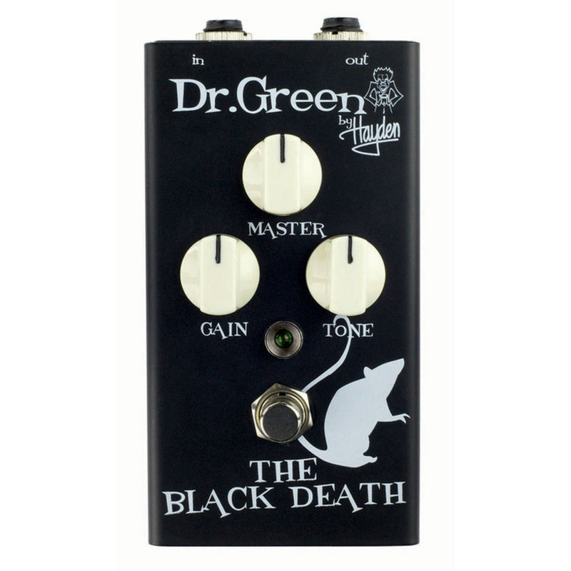 PEDAL DR GREEN THEBLACKDEATH DISTORCION