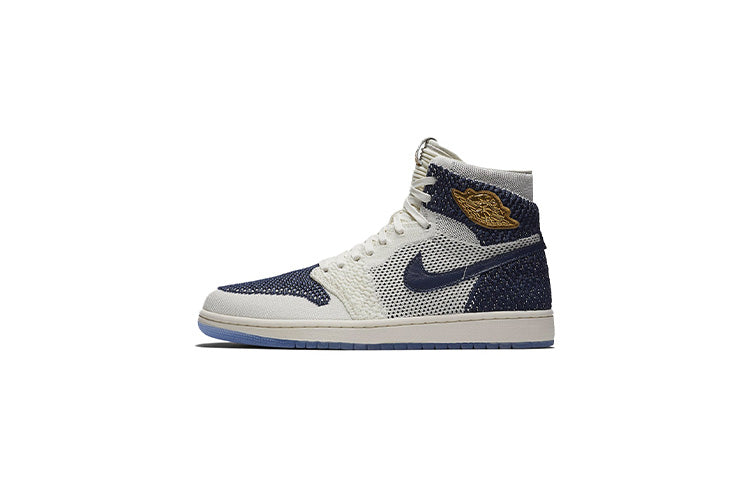 Air Jordan 1 Retro High Flyknit Derek Jeter