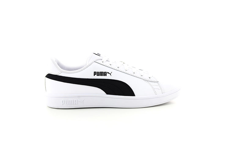 Smash V2 Leather  - White/Black