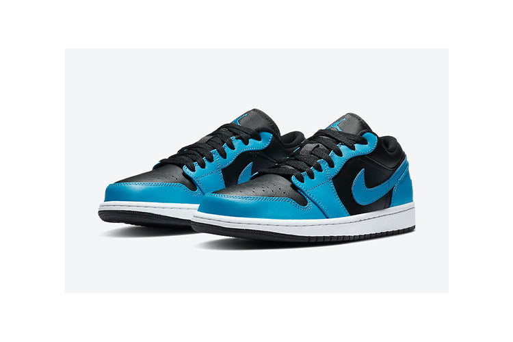 "Air Jordan 1 Low ""Laser Blue"""