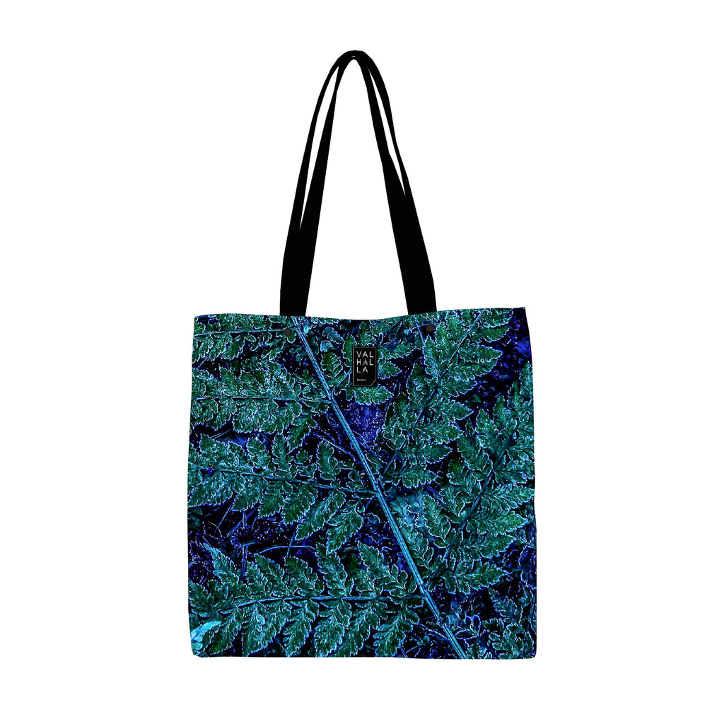200. Tote bag, Ice Fern Basic