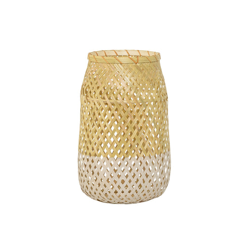 Lantern Glass + Bamboo